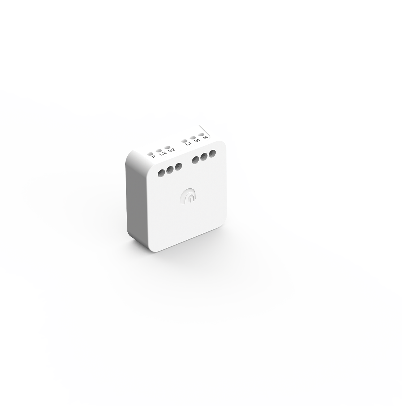 In-wall Dual Switch